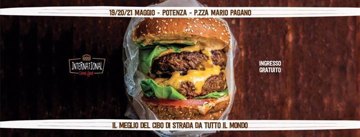Potenza International Street Food