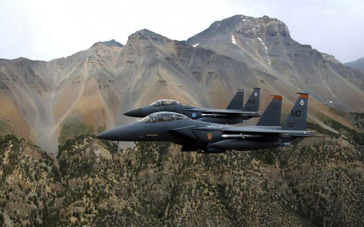 Fonds d'écran Avions Avions militaires avion de chasse