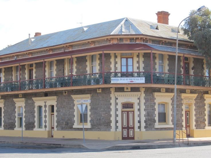DUKE OF CORNWALL HOTEL | Broken Hill, NSW, Australia     ✫ღ⊰n