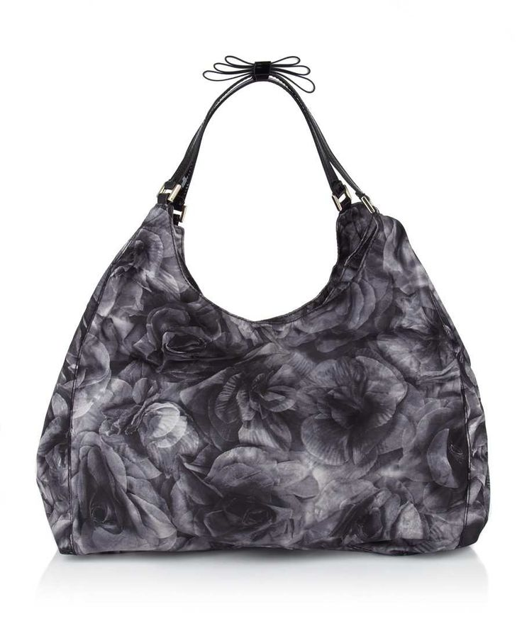 Valentino Floral shoulder bag in black, Designer Bags Sale, Valentino bags & accessories , Secret Sales