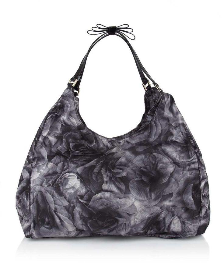Valentino Floral shoulder bag in black, Designer Bags Sale, Valentino bags & accessories , Secret Sales