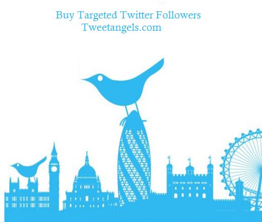 Targeted Twitter Followers - Grow your Audience through Twitter community