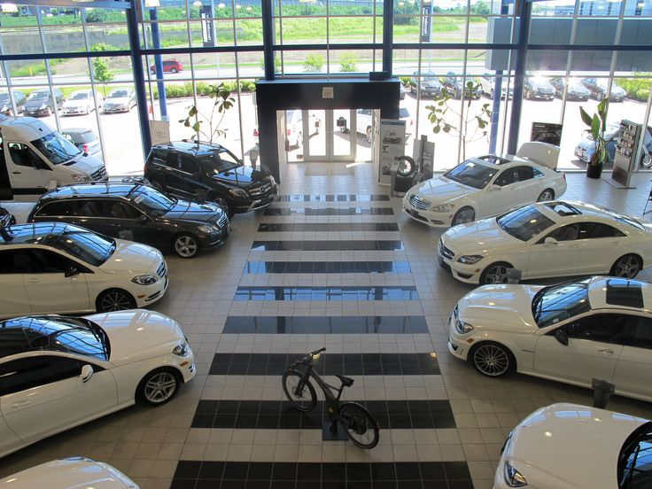 97 best dealership interiors images on pinterest for Mercedes benz ontario dealers