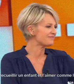 Sophie DAVANT dans Toute une Histoire le 03/02/2014 sur France 2