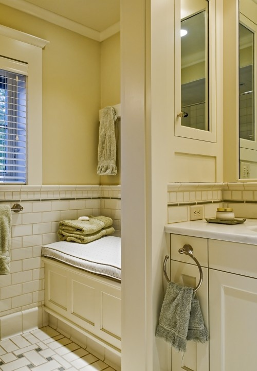 craftsman bathroom tile 110 best images about remodeled bathrooms on 12574