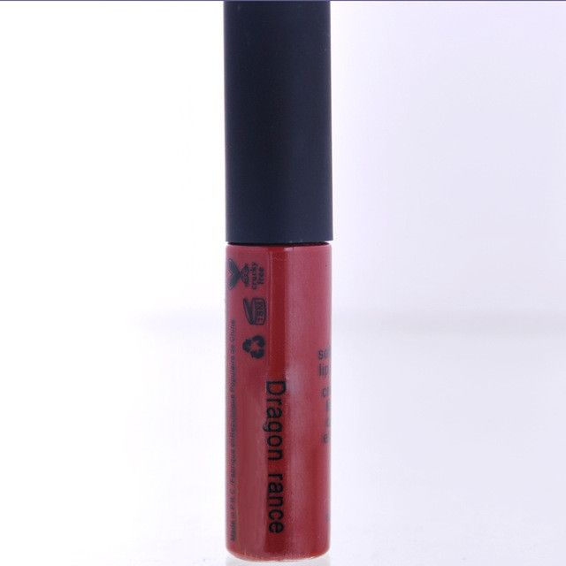 Women Lips Cosmetic Matte Soft Lip Cream 12-Color Velvet Lip Gloss Liquid Batom Maquiagem Waterproof Lipstick Lipgloss for Women