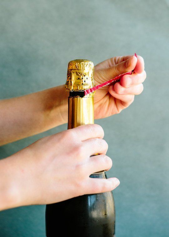 How To Open a Bottle of Champagne — Cooking Lessons from The Kitchn | The Kitchn