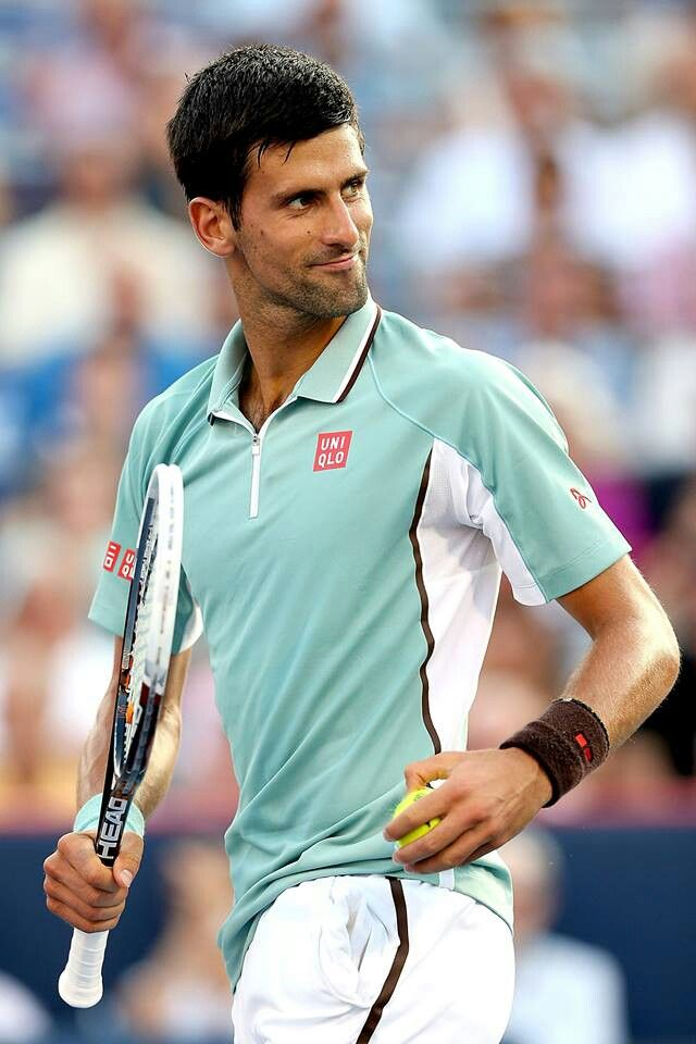 Novak Djokovic - Will go down as one of the best in history!