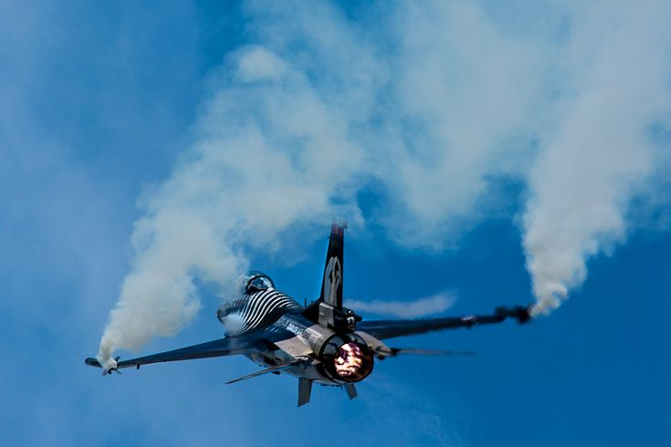 Nato days in Ostrava - Mosnov (LKMT). F16 Soloturk, F16 Demo Team, Red Arrows, B52, Mirage 2000, Eurofighter Typhoon, Mi 24 :)