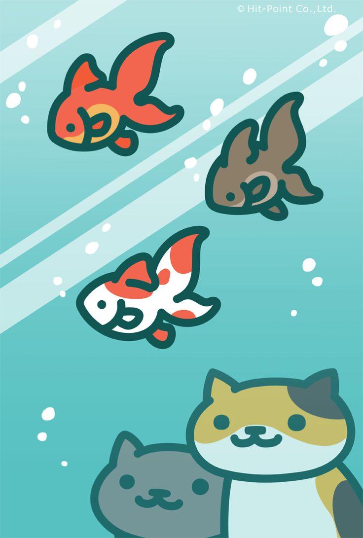 Neko Atsume Wallpaper