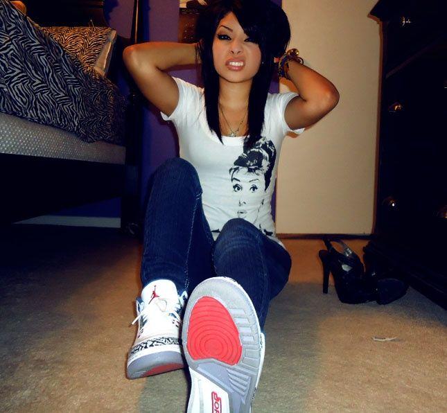 52 best images about Girls Wear Jordans BETTER! on ...