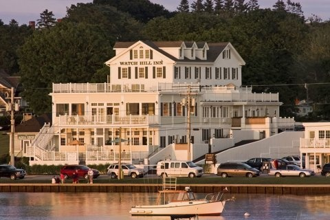 The Watch Hill Inn, formerly The Narragansett Inn. Lots of fun was had at this place!