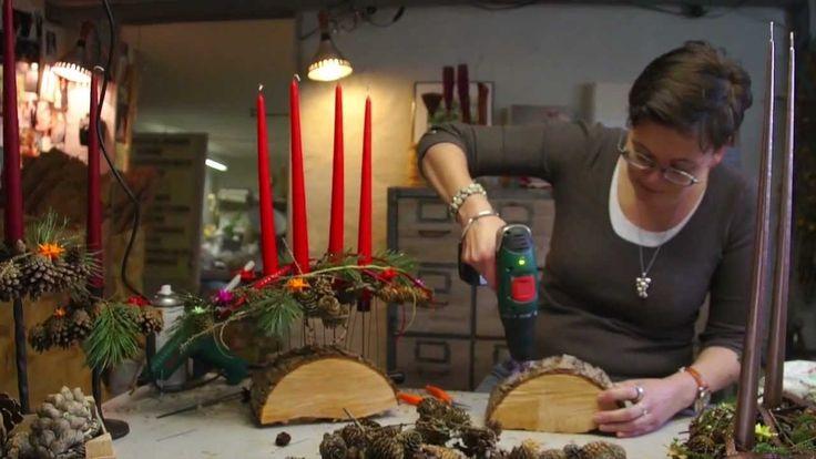 Elisabeth Bønløkke viser anderledes juledekoration