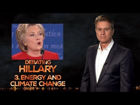 Bill Whittle's Firewall: Debating Hillary, Part 3: Energy and Climate Change | Frontpage Mag