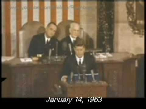 "Pres. JFK address to the Union in 1963 mentions my husband's father ""Jerald Pendell"" who was killed in Vietnam.  We remember the families who paid the ultimate price."
