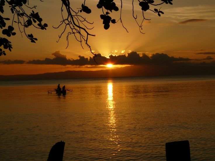 Sunset at Letan