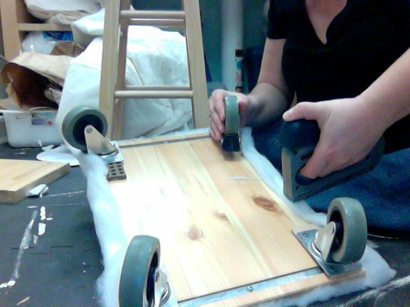 DIY scooter board step 2