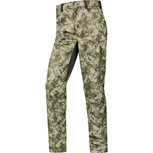 GORE BIKE WEAR Mens Long Soft Shell Urban Cycling Trousers GORE WINDSTOPPER ELEMENT URBAN PRINT WS SO Pants Size M Camouflage PWUELE * You can get more details by clicking on the image. (Amazon affiliate link)