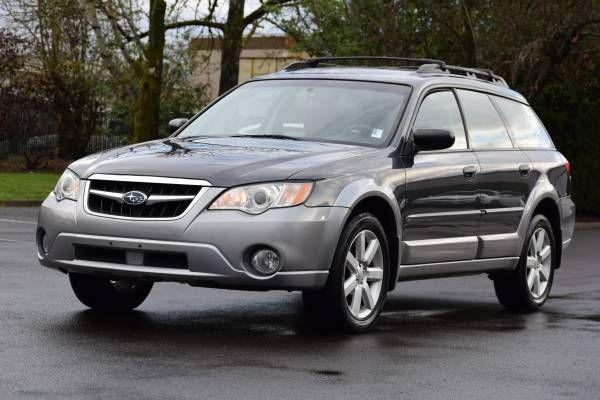 2009 Subaru Outback – NEW HEAD GASKET, TIMING BELT, WATER PUMP! LOW MI