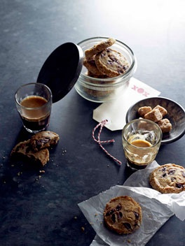 Philippa Sibley: Christmas biscuits.