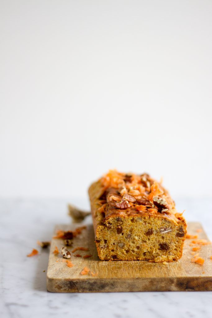 Carrot cake - Gluten Free- Recipe on Food Bandits