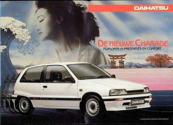 daihatsu charade autoweek - Google zoeken