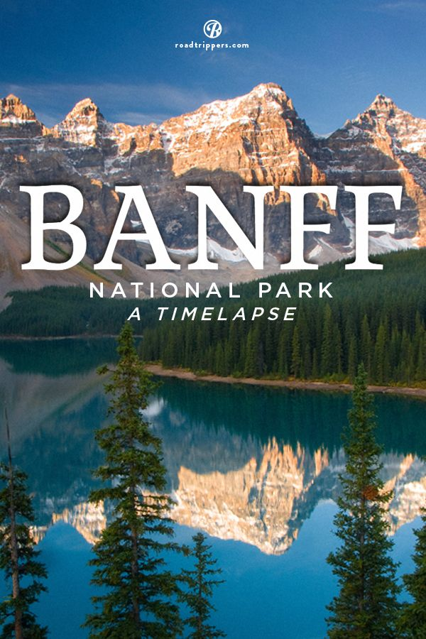 Take a trip with us to Canada's oldest National Park filled with glacial lakes, northern lights, mountainous terrain and gorgeous canyons!