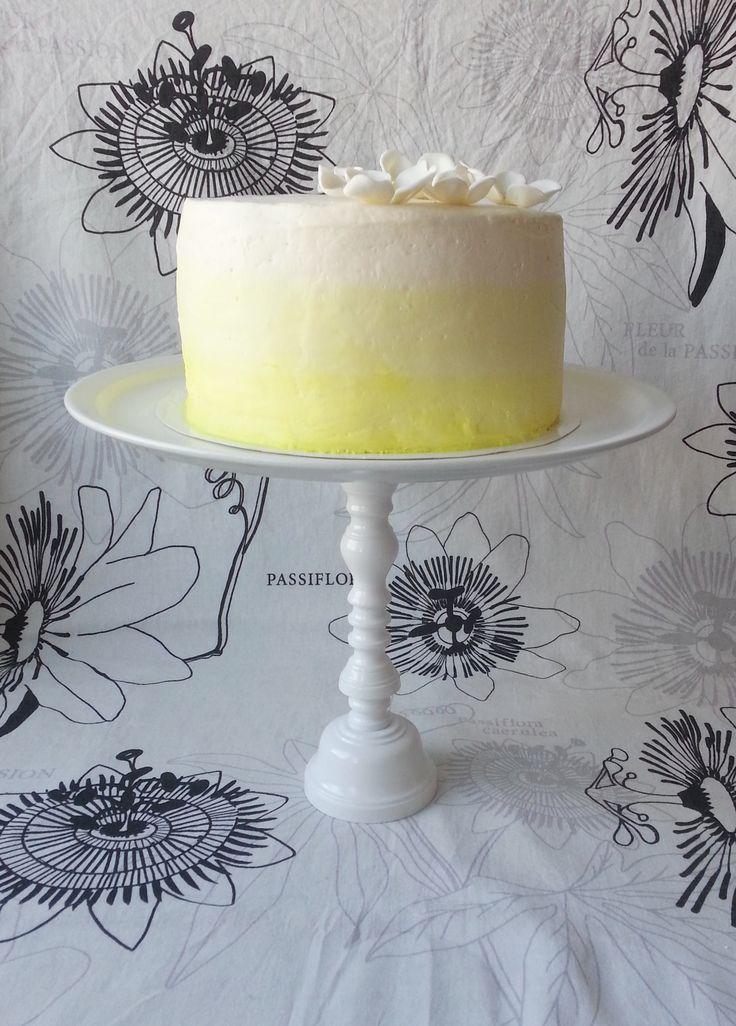 #ombre #ombrecake #cake