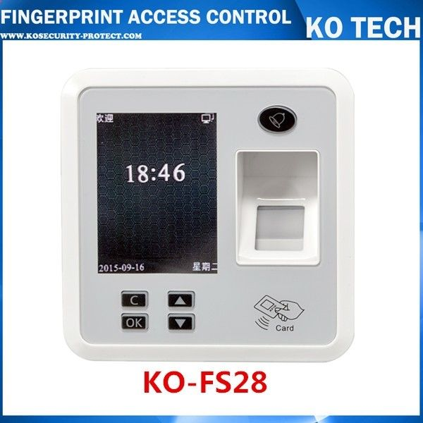58.99$ Buy here - ali3z5.worldwells... - Digital Electric RFID Reader Finger Scanner Code System Biometric Fingerprint Access Control for Door Lock Home Security System