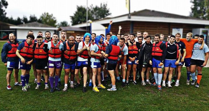 Rugby Club Canton Montrevel : Olympiade 2014-2015 - Épreuve Pédalo - running Bike (Base Plaine Tonique)