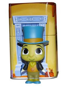 Funko Mystery Minis - Disney Treasures Tiny Town Exclusive - Jiminy Cricket Mystery Mini With Tin. #disney #collectibles