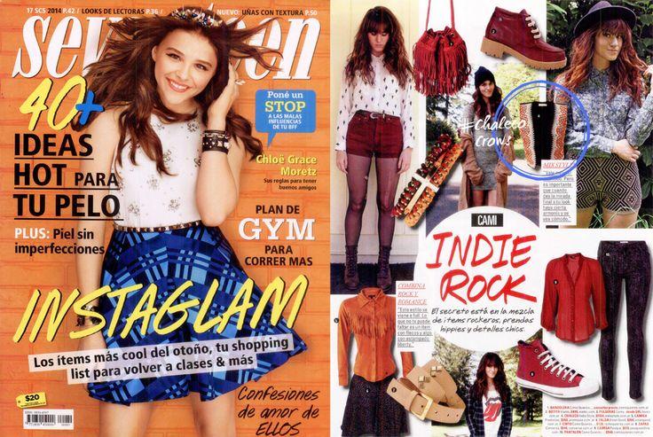 Revista Seventeen - Marzo 2014