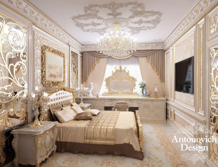 Luxury Antonovich Design · Modern LuxuryBed RoomHome ...