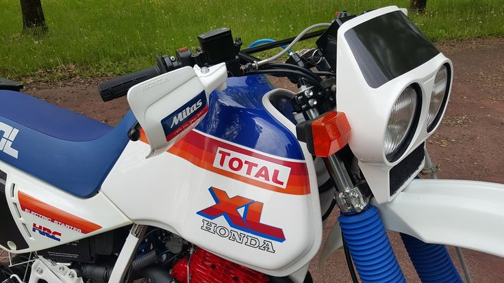 HONDA XL 600 L PARIS DAKAR