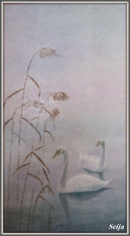 Pajassa ja Puutarhassa: GALLERIA, maalauksia 1986- 2014