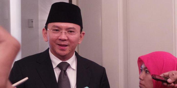 Gubernur DKI Jakarta Tepati Janji, Ahok Berzakat Dua Kali Lipat Jadi Rp 50 Juta - Borbor News