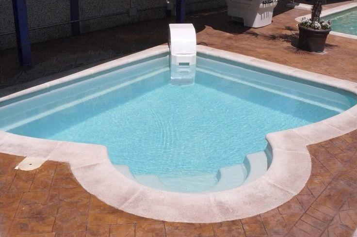 As 25 melhores ideias de piscinas prefabricadas no for Modelos piscinas prefabricadas