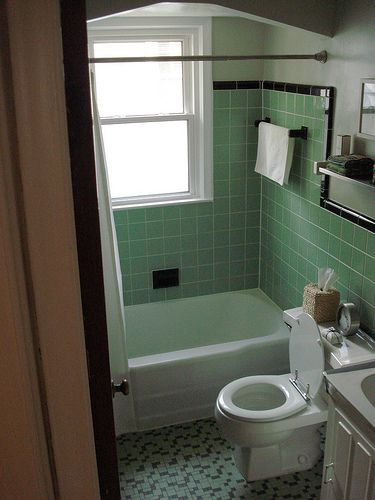 1000 images about green 1950 39 s bathrooms on pinterest for Bathroom ideas 1950s
