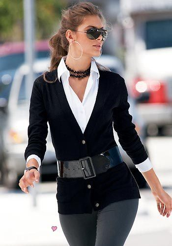 17 Best images about How to wear a wide belt on Pinterest ...