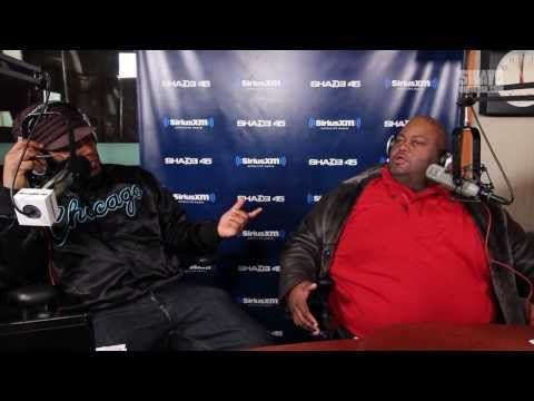 Breaking Bad's Lavell Crawford Talk Ghetto Comedians & White Comedy Clubs on Sway in the Morning