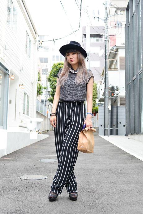 『浜のマリア』的な: Tokyo Mode, Tokyo Fashionsnap, Harajyuku Tokyo