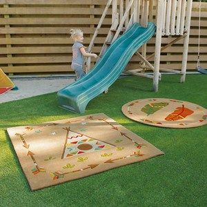 Arte Espina Kids Rugs 4187 57 - Free UK Delivery - The Rug Seller