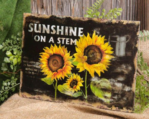 20 sweet funny garden signs