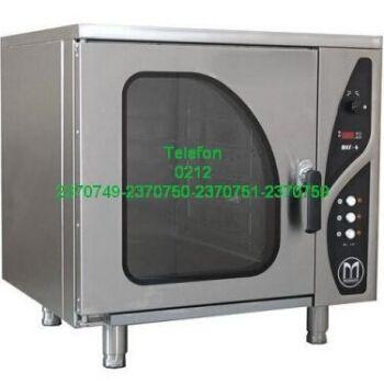 Konveksiyonlu Fırınlar : Buharlı Konveksiyonlu Pastane Fırını Satışı 0212 2370749
