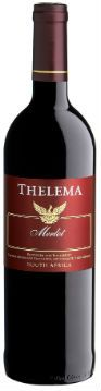 Thelema Merlot - South African red wine review.