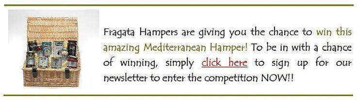 Win a Fragata Mediterranean Hamper! - http://www.whatson4me.co.uk/newsletter.asp