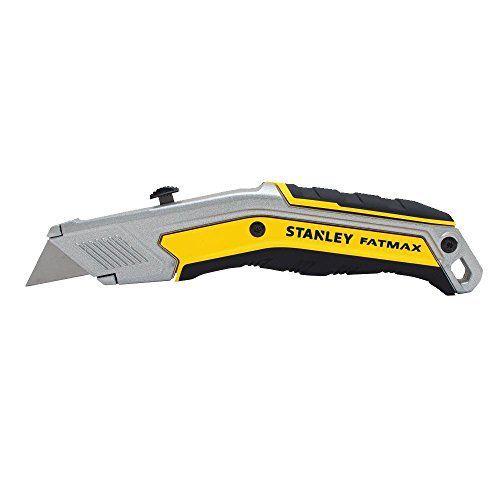 Stanley FMHT10288 FatMax ExoChange Retractable Knife, 7 1/4'