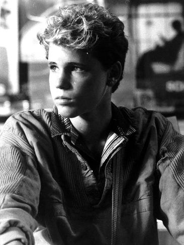 Corey Haim...my 1st love, he was sooo hot back in the day! RIP