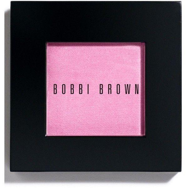 Bobbi Brown Blush 0.13 oz found on Polyvore featuring beauty products, makeup, cheek makeup, blush, pale pink, matte blush and bobbi brown cosmetics
