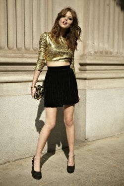 Shine on : How to style sequin the right way - LookVine